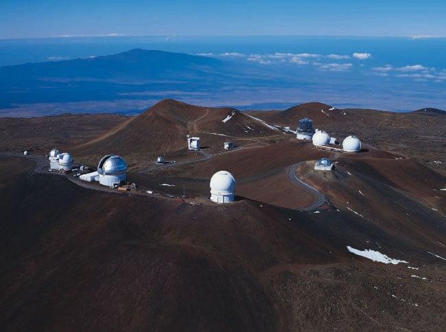 Is Mauna Kea S Summit Baby Safe