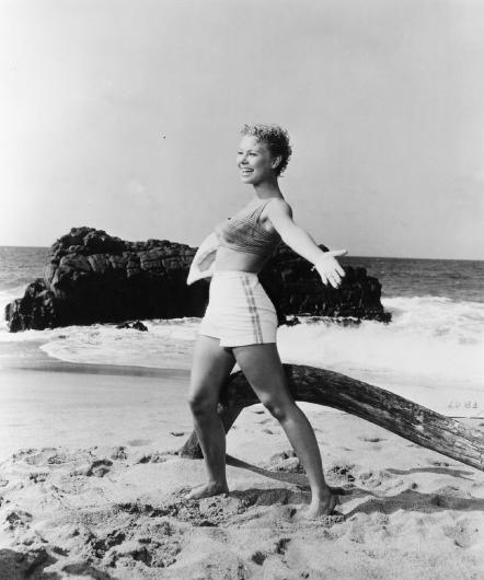 Bali Hai Calls Again Mitzi Gaynor Kauai Bound For South Pacific Celebration Hawaii Magazine