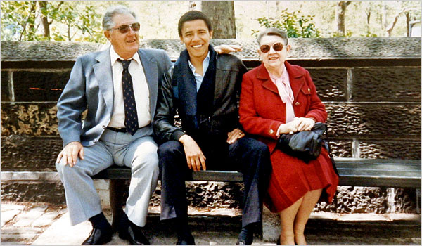 Obama grandparents