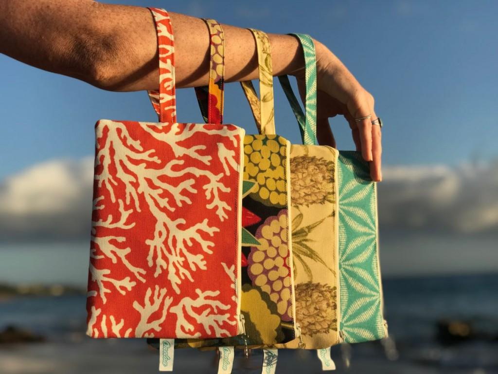 Oneloa Maui pouches 3