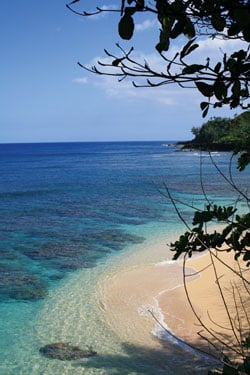 Pali-Ke-Kua-Beach
