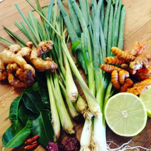 hanai market local ingredients