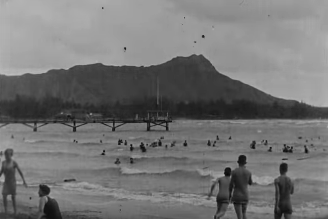 hawaiian islands silent film documentary 1924