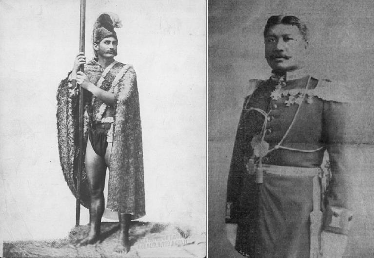 king kamehameha statue models