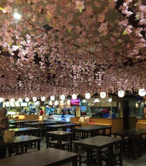 Shirokiya Food Court