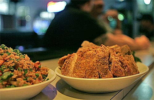 Side Street pork chops