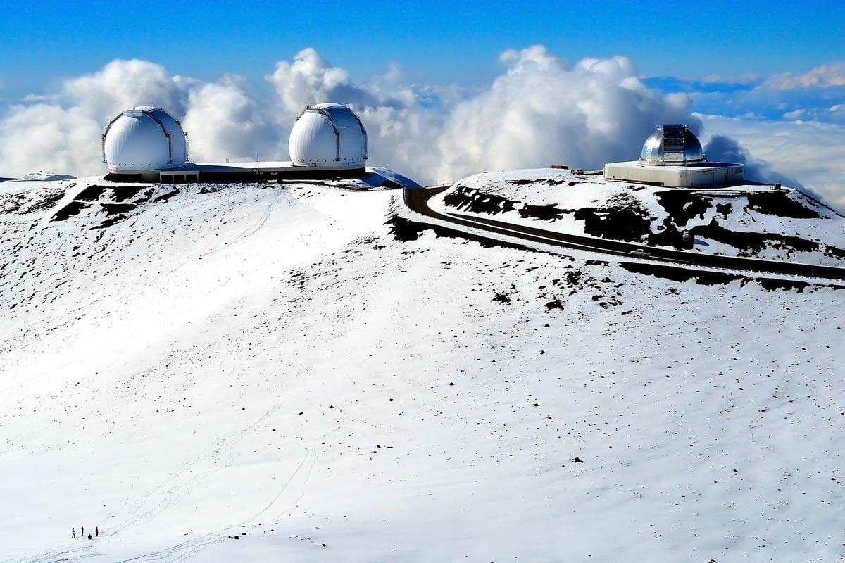 It's snowing in Hawaii - Hawaii Magazine
