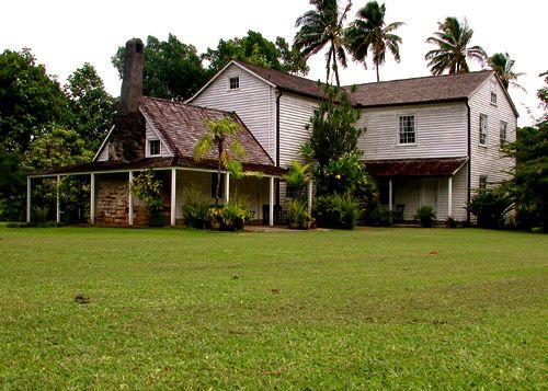Waioli Mission House 1