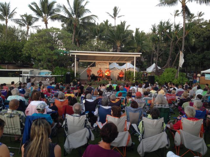 Ke Kani O Ke Kai summer concert series