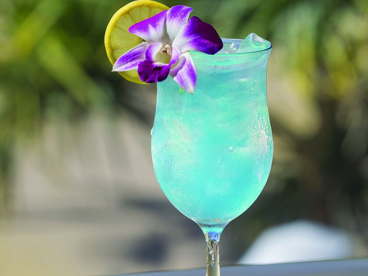 The Blue Hawaii Cocktail Turns 62 Hawaii Magazine