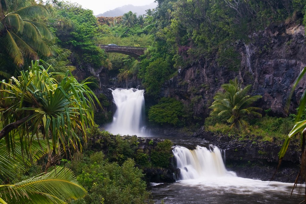 The Pools Of Oheo On The Road To Hana Is Closed Indefinitely Hawaii Magazine