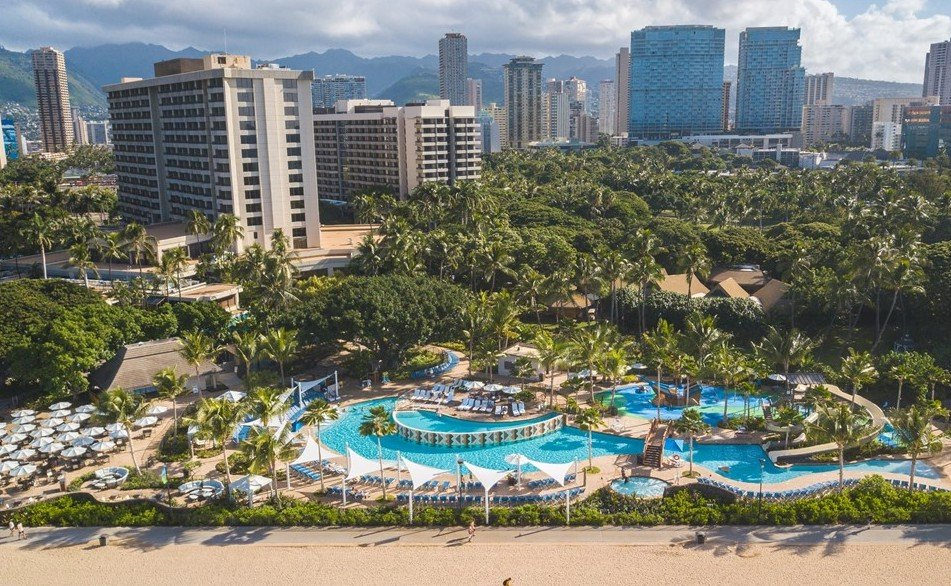 There S More Than A New Pool Complex At The Hale Koa Hotel On OÊ»ahu Hawaii Magazine