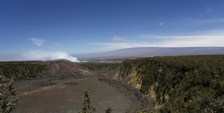 hawaii volcanoes national park week