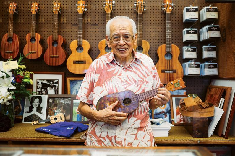 motorola - kamaka ukulele FULL SIZE (68 of 93)