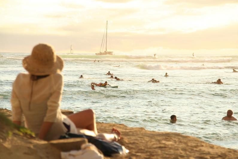 ways to relax hawaii