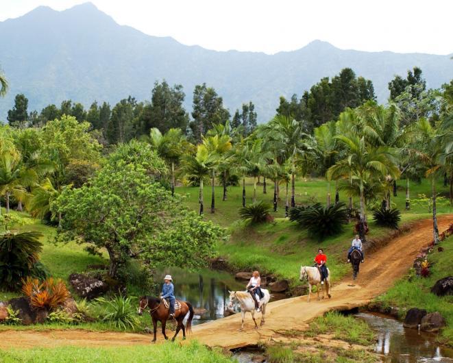 kauai horseback riding tours
