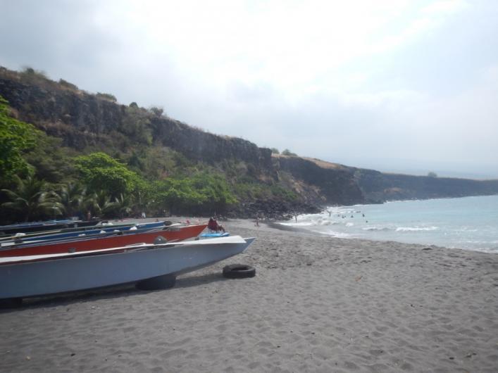 hookena beach park big island