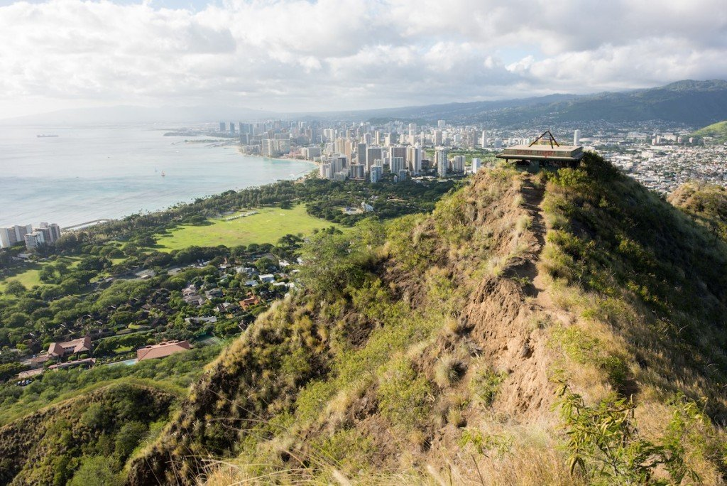 Diamond Head Lookout Getty Images