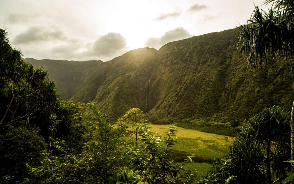 waimanu valley
