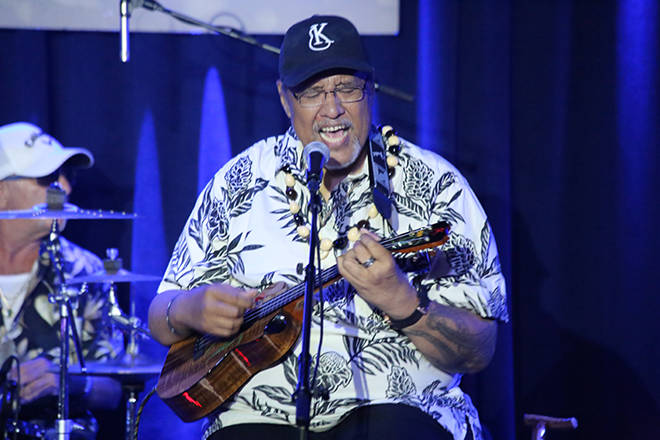 Willie K at Blue Note Hawaii