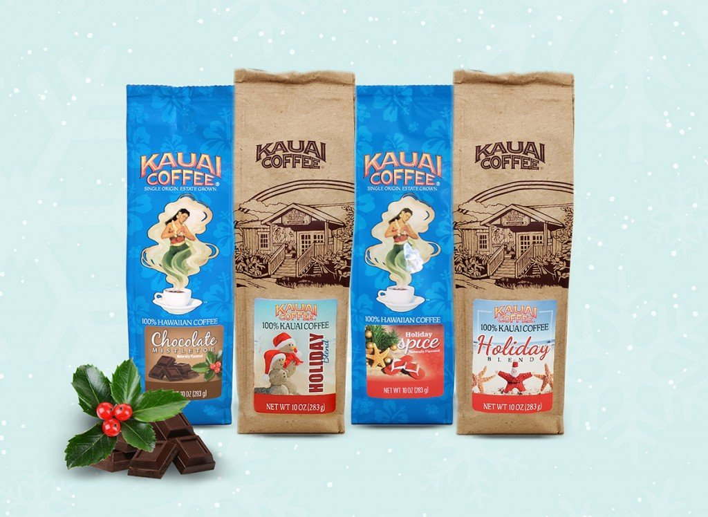 kauai coffee flavors