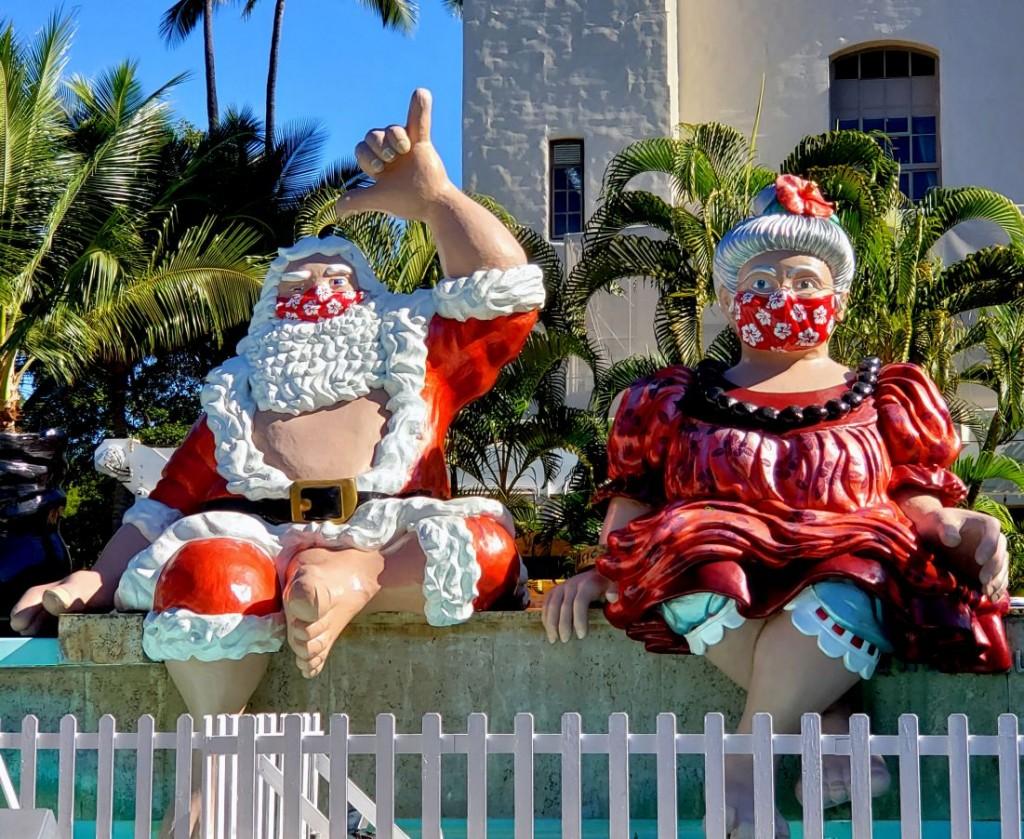 Shaka Santa Tutu Mele Masked Dec 1 C