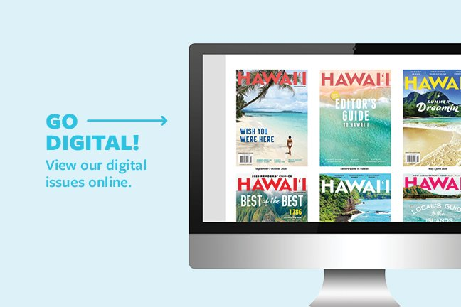 Hawaii Magazine Desktop