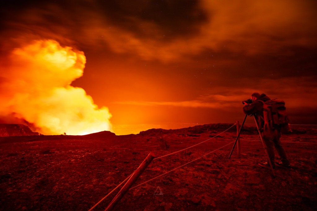 Hawaii's Kilauea Volcano Erupts For First Time In Over Two Years