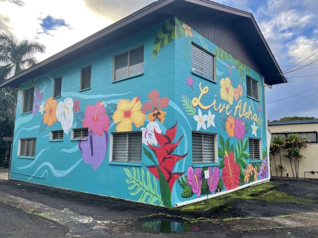 Lihuemurals Live Aloha 2