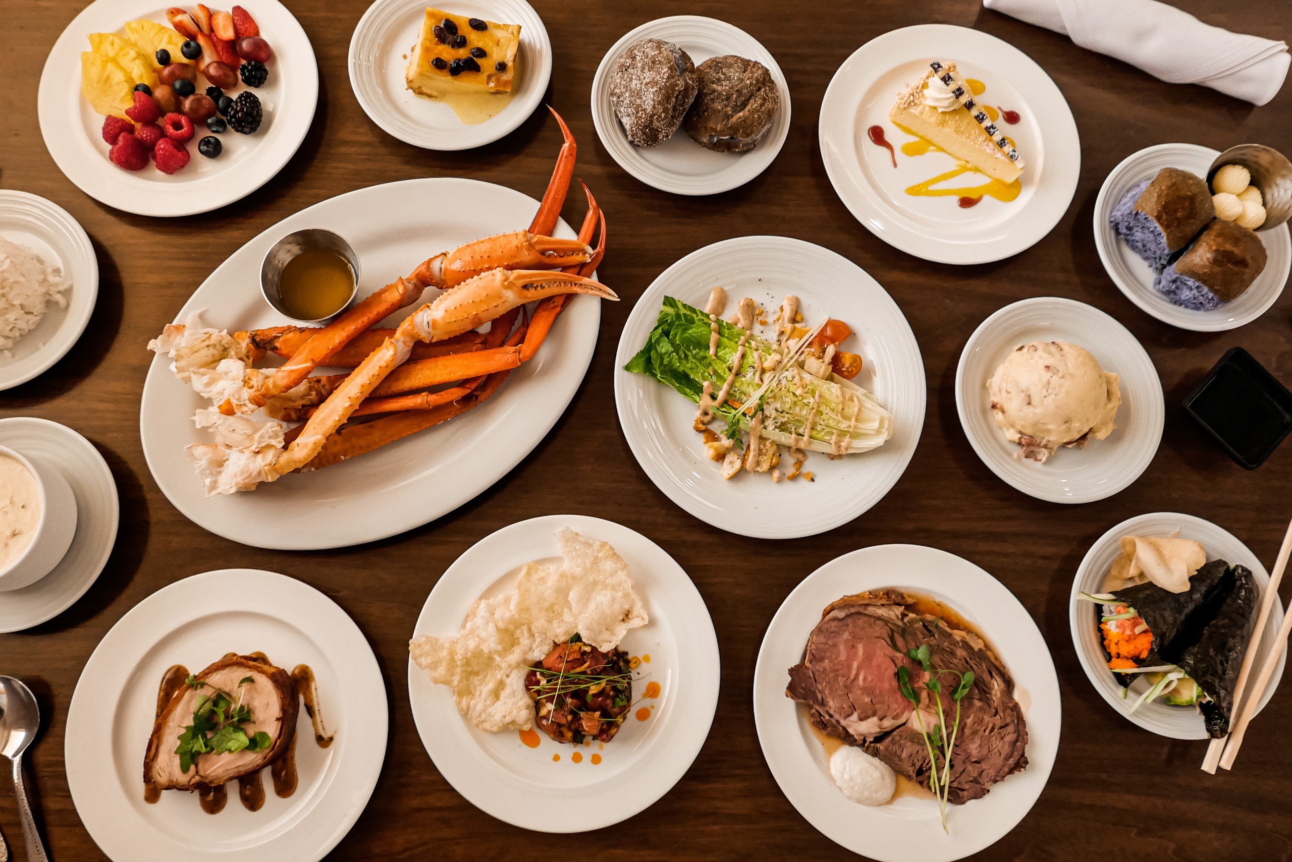 Eat to your Heart's Content at the Prince Waikīkī's Upscale Buffet Experience - Hawaii Magazine
