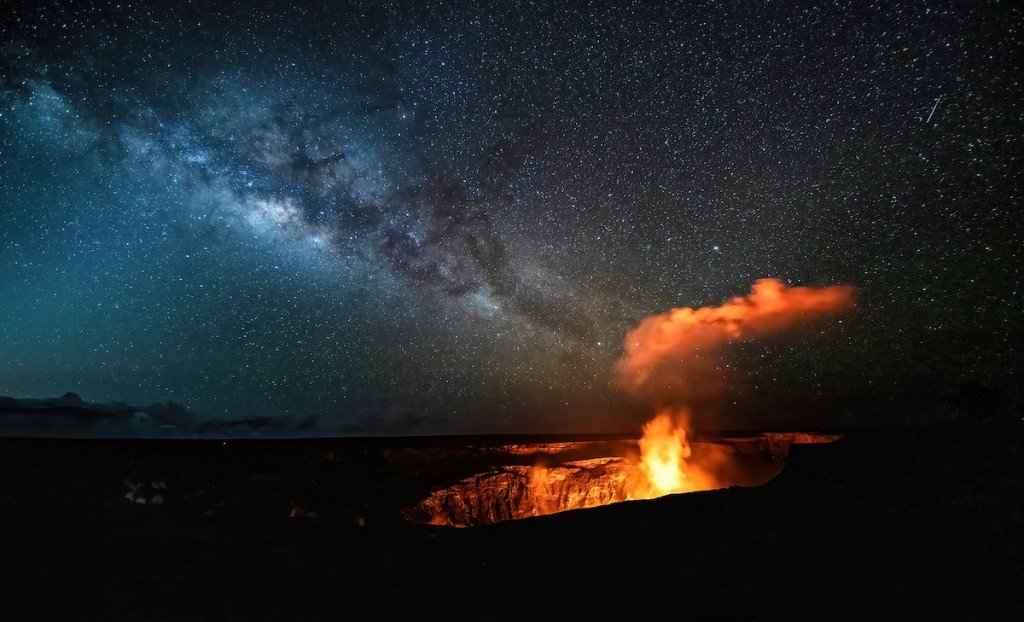 2021bob Havo 20210223 Milky Way Vista Kilauea Overlook Jwei