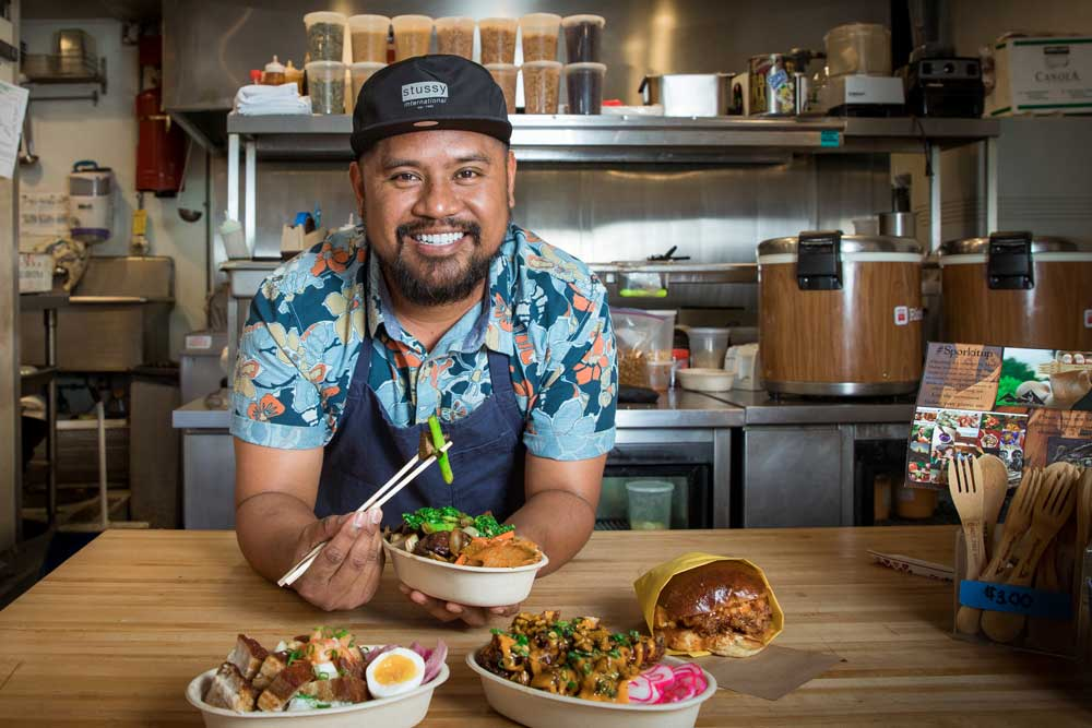 This New Cookbook by Maui Chef Sheldon Simeon is All About Real Local Food - Hawaii Magazine