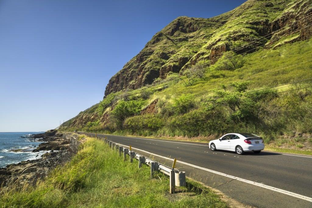 Ka'ena Point State Park And Yokohama Bay Oahu Hawaii
