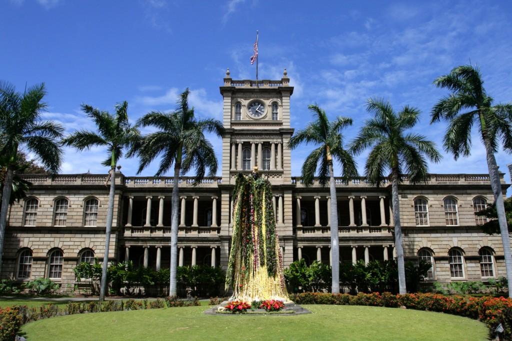 Statue Of King Kamehameha, Honolulu, Hawaii