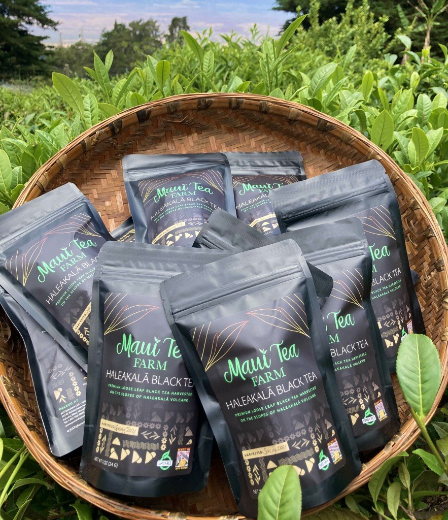 Maui Tea Farm Grown Haleakala Black Tea