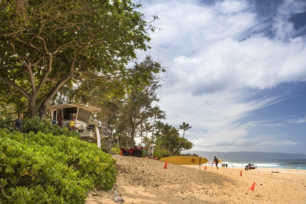 Sunset Beach North Shore Oahu Hawaii