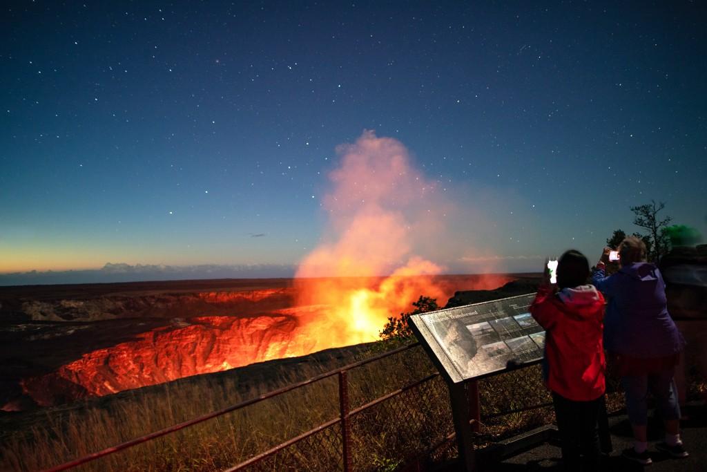 Kilauea Opener