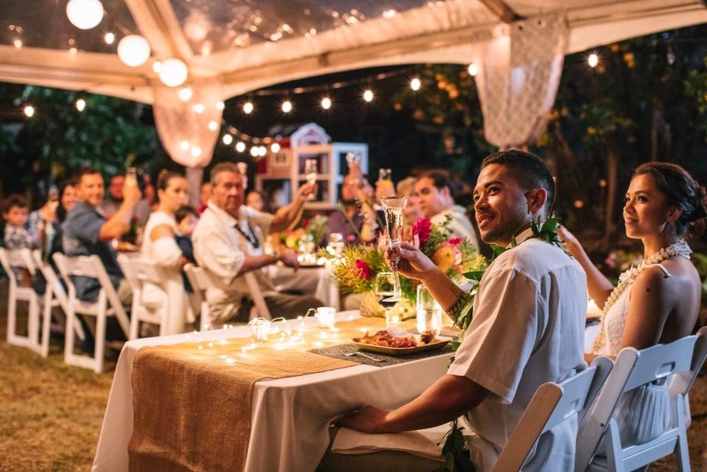 Wedding Reception Oahu