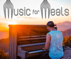 Music For Meals 300x250