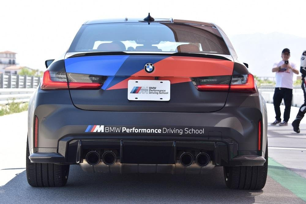 Matt Mullins To Lead Parade Of Champions On June 27 Driving A Stunning Bmw Performance Center 2021 M3 Competition