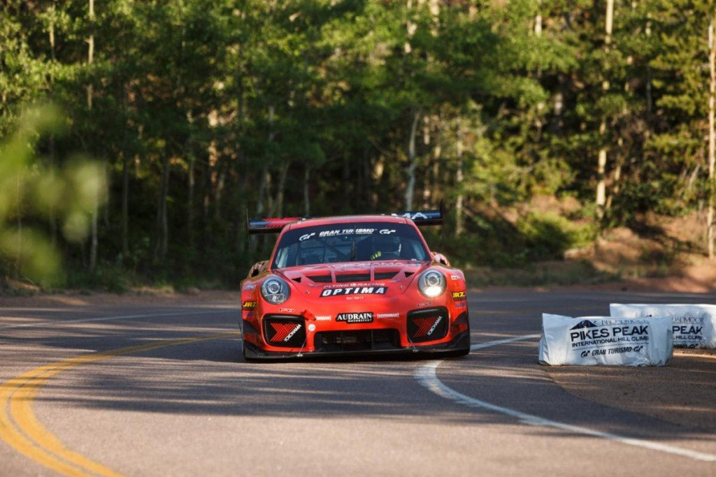 Pikes Peak Open Division Qualifying Complete