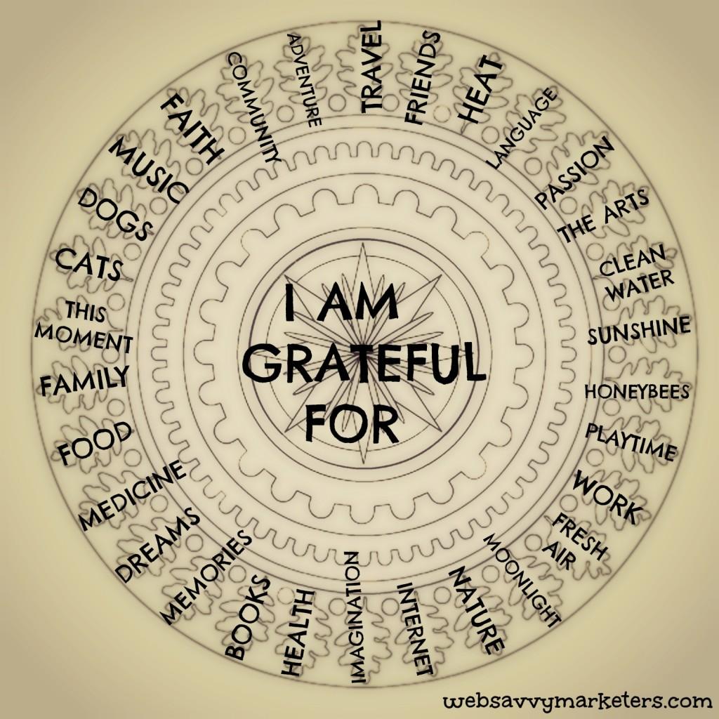 Mandala Of Gratitude