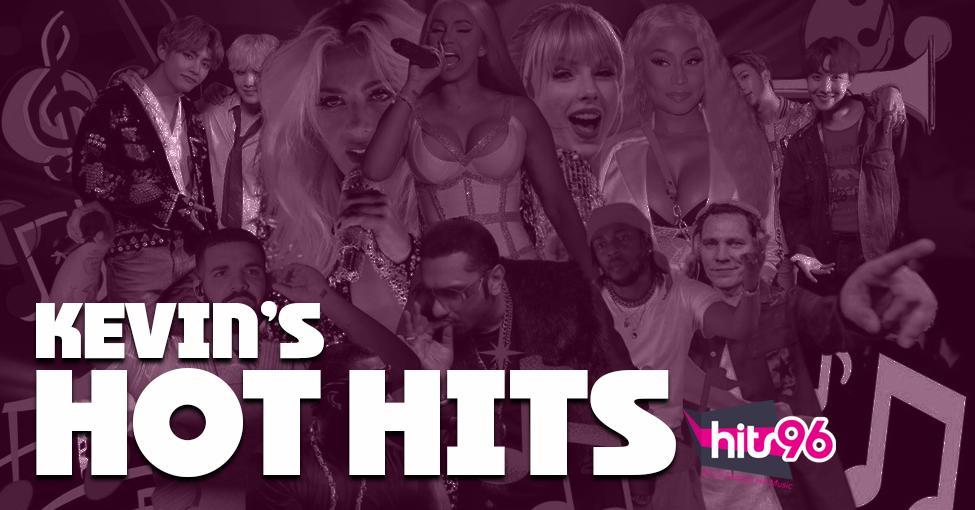 Hits Kevins Hot Hits Promo Reel