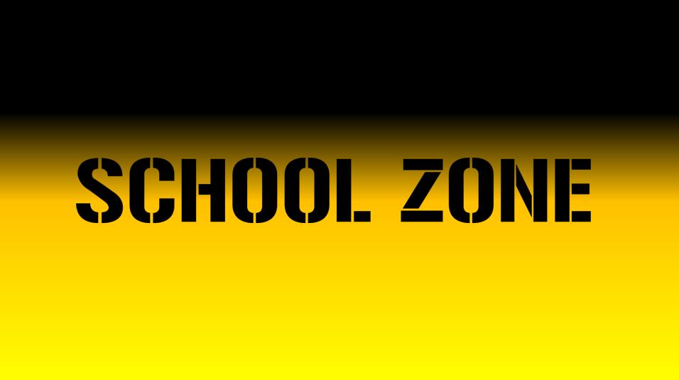 School Zone Logo
