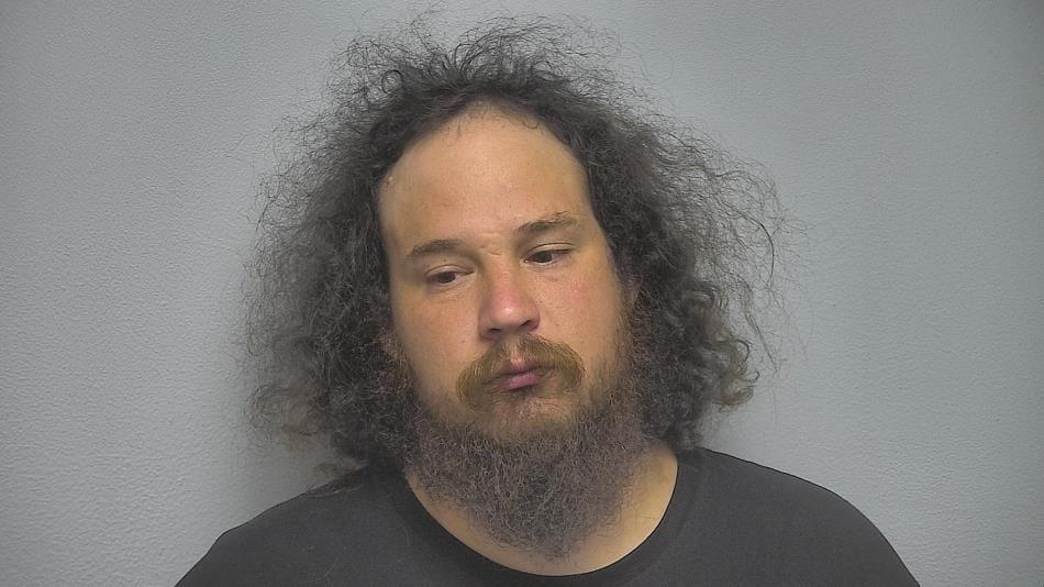 Justin Davis (Source: Paducah Police Department)