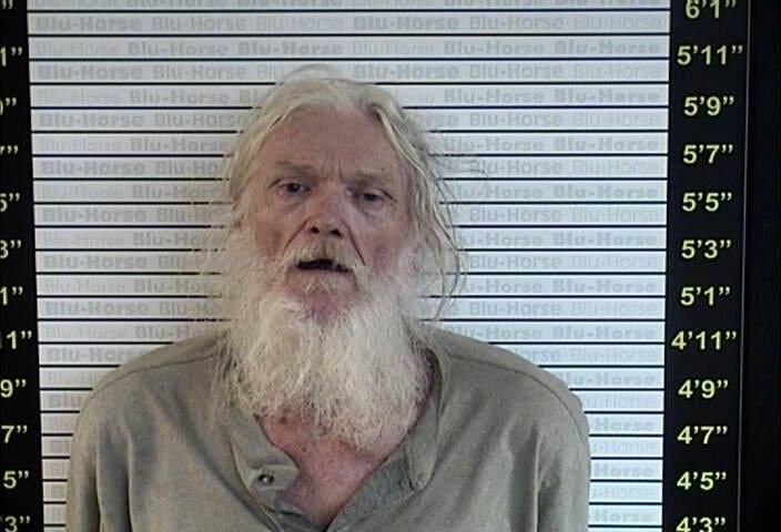 Thomas W. Caudle (Source: Graves County Sheriff's Office)