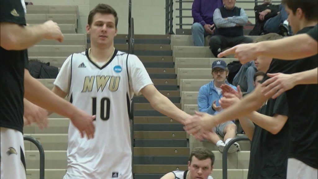 Nate Schimonitz Wrapping Up Historic Career At Nebraska Wesleyan