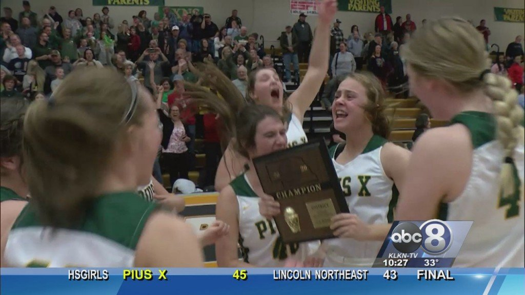 High School Basketball 2/27: Pius X, East Punch Tickets To State
