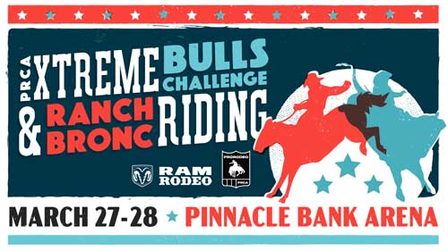 PRCA Rodeo at the PBA
