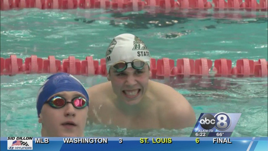 State Swimming Finals: Palmer, Lincoln Swimmers Shine